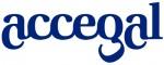 Logotipo tipográfico del proyecto ACCEGAL, enlaza a la web del proyecto