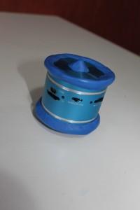 Proceso de rugerización de un altavoz de vibración mediante el uso de Sugru