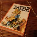 Portada de Alicia en el Pais de las Maravillas de Ediciones Gaviota