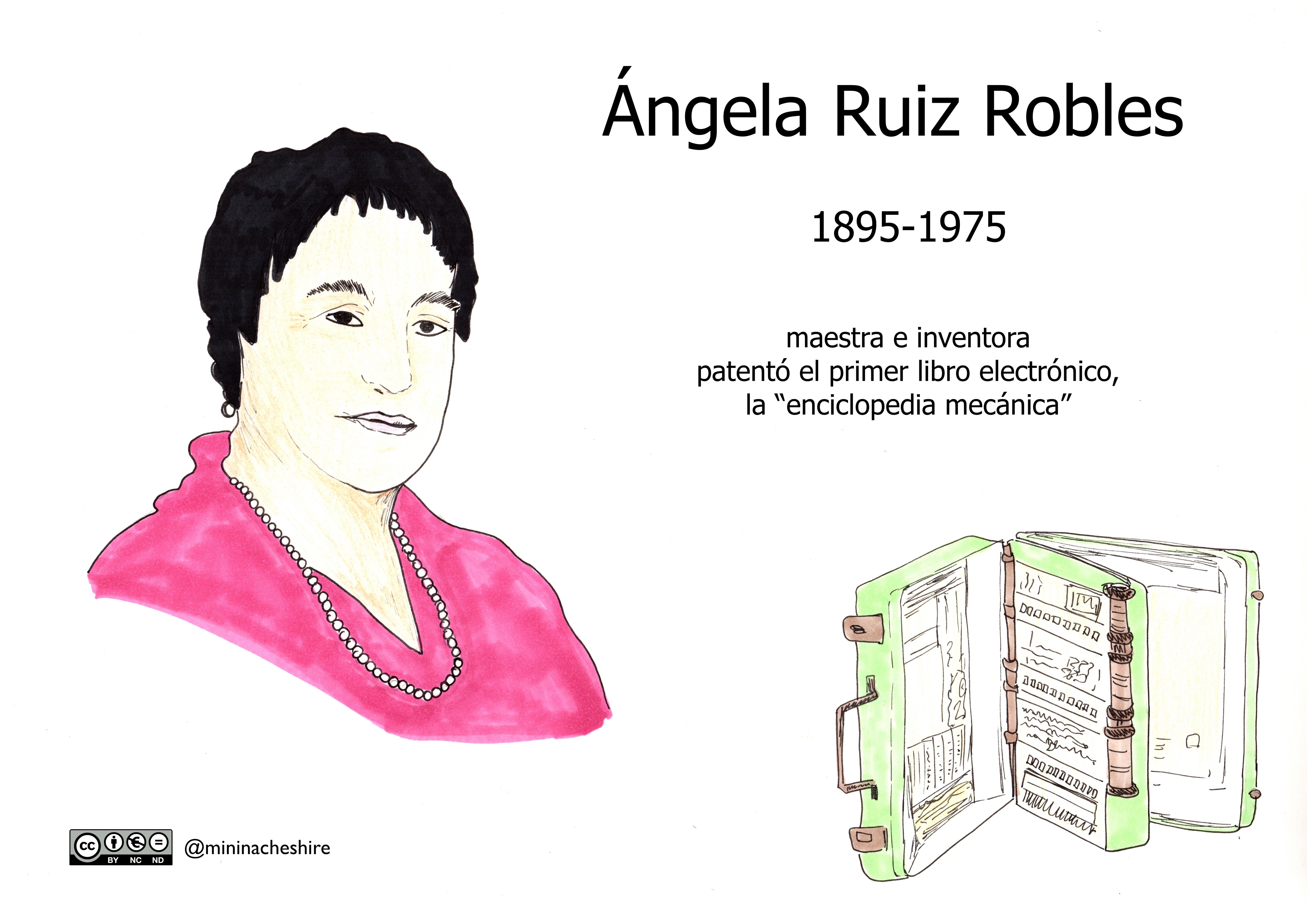 Poster completo de Angela Ruiz