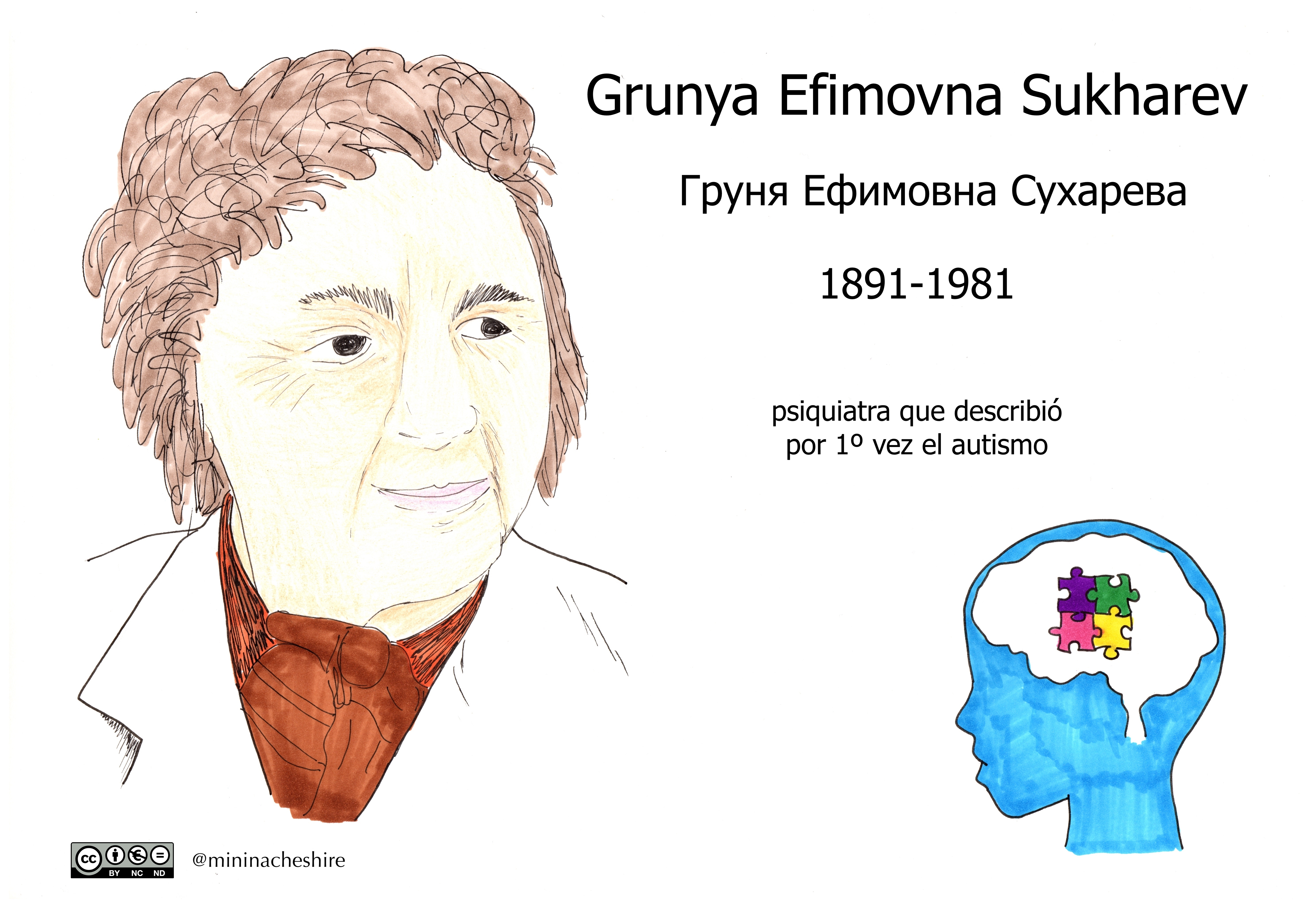 Poster de Grunya Efimovna Sukhareva